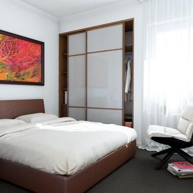 Edward Street Apartment #1 3D Interior Rendering #6   Virtual Tour