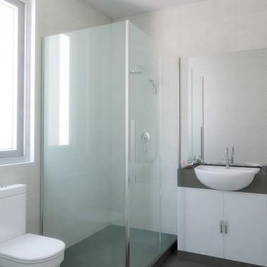 Henry Street Apartment Bathroom 3D Interior Rendering | Virtual Tour