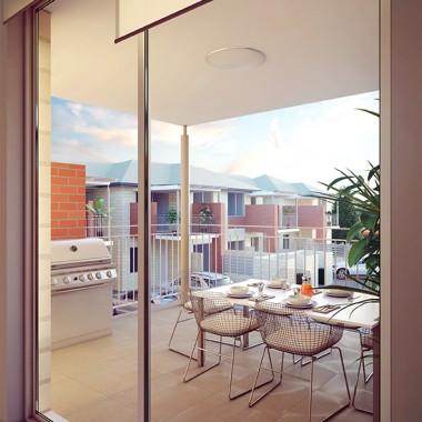 Henry Street Apartments 3D Virtual Tour Photography