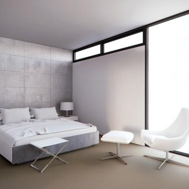 Lindsay Street Apartment Bedroom 3D Interior Rendering #2   Virtual Tour