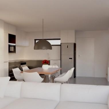 Lindsay Street Apartment 3D Interior Rendering #7   Virtual Tour
