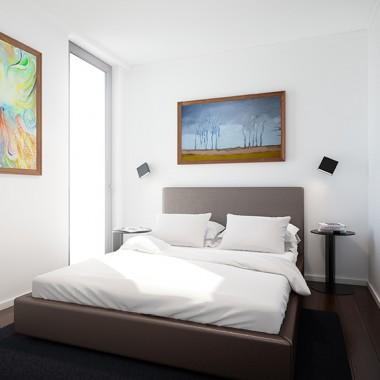 Spencer Road Apartment #1 3D Interior Rendering #3 | Virtual Tour