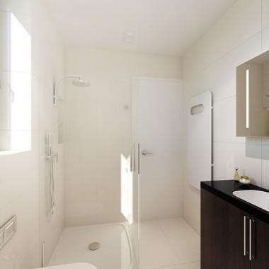Spencer Road Bathroom 3D Interior Rendering | Virtual Tour