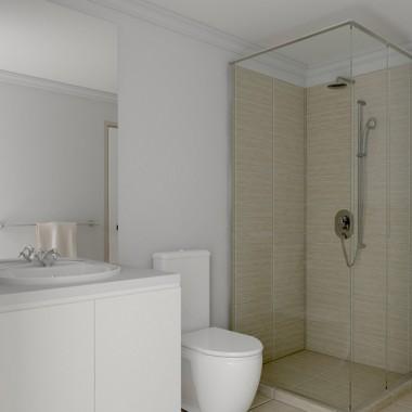 Gild Street Bathroom 3D Interior Rendering | Virtual Tour