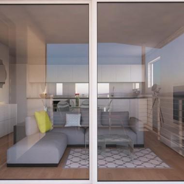 Gild Street 3D Interior Rendering | Virtual Tour